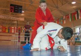 Спортсмены из Медыни успешно выступили на областном турнире по универсальному бою