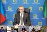 Владислав Шапша высоко оценил ход реализации национальных проектов в Калужской области