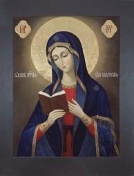Встречаем икону Калужской  Божией Матери