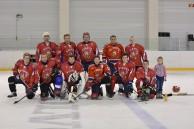 Хоккеисты завоевали бронзу