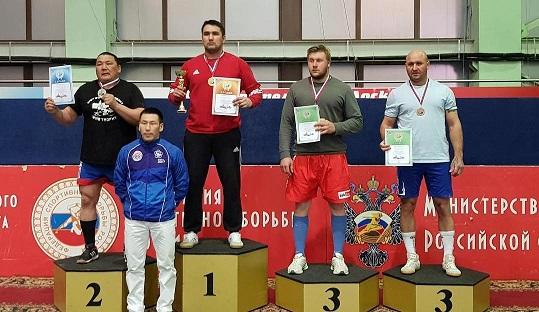 Галкин Иван 3 место