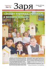 Выпуск газеты «Заря» № 31-33 от 22 марта 2019 года
