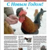 Выпуск газеты «Заря» №154-157 от 30 декабря 2016 года