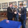 В День России Калужская и Тульская области подписали  три соглашения о сотрудничестве