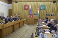 Виктор Бабурин: «Доходы бюджета позволяют региону самостоятельно решать массу вопросов»