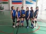 Медынские волейболисты — в числе лидеров