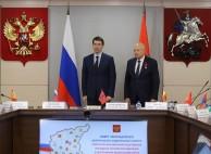Виктору Бабурину вручили медаль ордена «Зазаслуги перед Отечеством» II степени