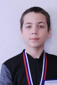 Успехи юного теннисиста