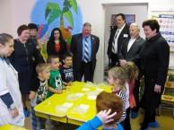 В детских садах закладывается фундамент будущего