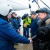 Анатолий Артамонов приветствовал на калужской земле летчиков -участников контртеррористической операции в Сирийской Республике