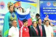 Иван Галкин завоевал Кубок мира