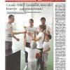 Выпуск газеты «Заря» №58-6018 мая 2018 года
