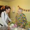 Столетний юбилей  23 июня отметила проживающая Дома-интерната для престарелых и инвалидов «Двуречье» Ф.Н.Тисленок
