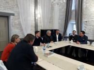 В Калужской области обсудили перспективы сотрудничества органов власти и Ассоциации владельцев исторических усадеб