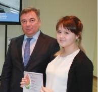 Победители конкурса эссе  по кибербезопасности