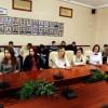 Виктор Гриб встретился со студентами
