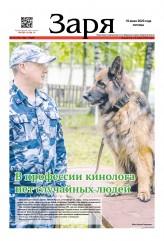 Выпуск газеты «Заря» № 73-75 от 19 июня 2020 года