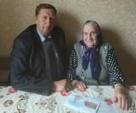 90-летие отметила Александра Борисовна Гуреева