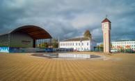 Проект реконструкции площади «Городские часы» в Медыни включен в федеральный реестр лучших практик благоустройства