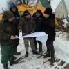 В Корнеево идет газ
