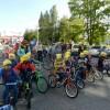 Велопробег  в рамках  Всемирного дня без  автомобиля
