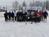 Дворовый хоккей:  молодость плюс опыт