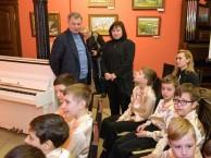 В Калуге открыли персональную выставку работ Наталии Овсиенко