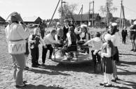 Детская площадка — в подарок