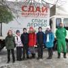 Жители района собрали  пять тонн макулатуры
