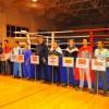На ринге — мастера боевых искусств
