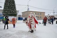 Гость из Лапландии – в гостях у  медынской детворы