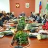 В Законодательном Собрании прошла пресс-конференция председателя Виктора Гриба