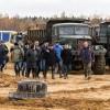 В Калуге продолжается строительство футбольных тренировочных площадок