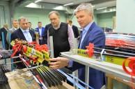 Министр спорта РФ Павел Колобков положительно оценил меры по поддержке спорта в Калужской области