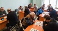 Игорь Павлов занял первое место по русским шашкам