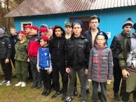 «Лазертаг»: юнармейцы из Медыни заняли третье место  в областных соревнованиях