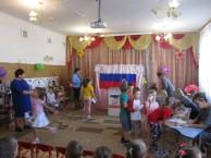 Восьмой год в детском саду «Колокольчик»  проходят выборы президента детского сада