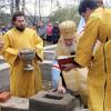 Жители Глухова строят храм