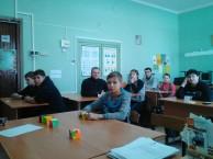 В Медынской школе прошел турнир по «Спидкубингу»