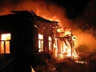 В Калуге сотрудники Росгвардии спасли из горящего дома двоих мужчин