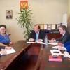 Bстреча жителей Медыни с Уполномоченным по правам человека по Калужской области